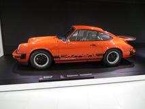 保时捷911 Carrera 2 7 免版税库存图片