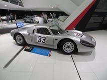 保时捷904 Carrera GTS在保时捷博物馆 库存照片