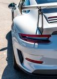 保时捷911 GT3 RS跑车 库存图片