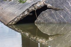 保留池塘 库存照片
