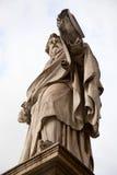 保罗・罗马st雕象 免版税库存图片