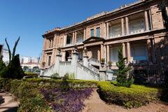 保罗pinacoteca圣地 免版税库存照片