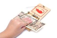 保证金捕鼠器 免版税图库摄影