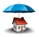 保险属性 向量例证