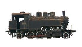 保险开关机车蒸汽 库存照片