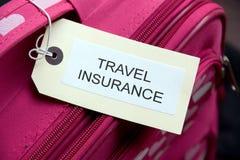保险旅行 免版税库存图片