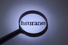 保险 免版税图库摄影