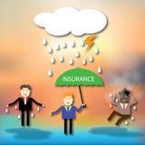 保险 免版税库存照片