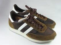保龄球鞋 免版税库存照片