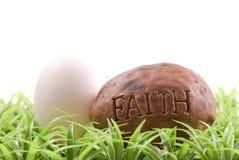 信仰复活节宗教星期天 库存照片
