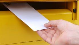 信件 免版税库存图片