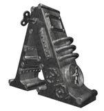 信函steampunk 免版税库存照片