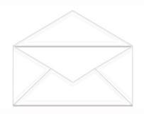 信包开张了 免版税库存照片