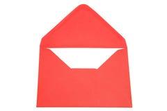 信包红色 免版税库存照片