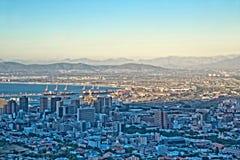 信号小山,开普敦,南非 图库摄影