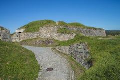 信封2,在fredriksten堡垒 库存图片