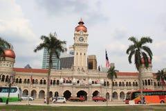 信息部、通信和文化在马来西亚 免版税库存图片