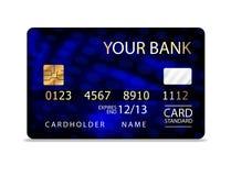 信用卡抽象设计  库存图片