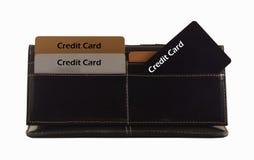 信用卡 免版税库存照片