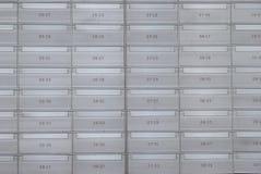 信箱 免版税图库摄影