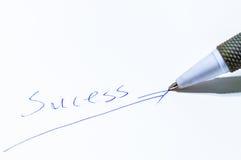 信件的重要性 免版税库存图片