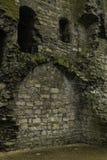 修剪城堡,修剪, Co Meath,爱尔兰, 29 01 18 库存照片