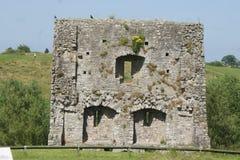 修剪城堡 免版税库存图片