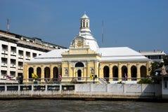 修建皇家温床泰国的曼谷 免版税库存图片