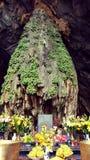 修改在香水塔洞,河内,越南 免版税库存照片