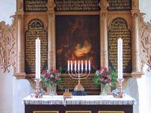 修改教会 库存图片