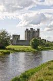 修整城堡 免版税库存图片