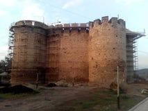 修理堡垒 免版税库存照片