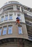 修理大厦 免版税图库摄影