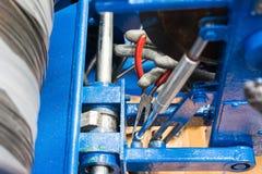修理机器 免版税库存图片