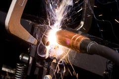 修理焊接 库存照片