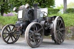 1948修造了拖拉机Orsi,式样阿果 免版税库存照片