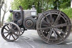1948修造了拖拉机Orsi,式样阿果 库存照片