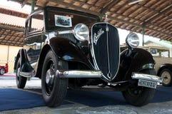 1934修造了菲亚特508 Balilla 免版税图库摄影