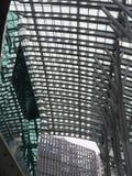 修造屋顶 免版税库存图片