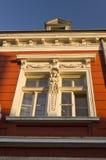修造的新古典主义的样式19世纪末 免版税库存照片