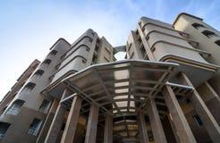 修造,外部,建筑学 免版税库存照片