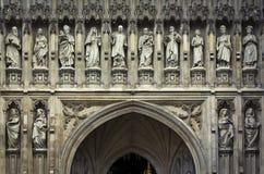 修道院伦敦威斯敏斯特 免版税库存图片