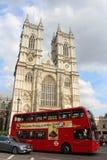 修道院伦敦威斯敏斯特 免版税库存照片