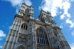 修道院伦敦英国威斯敏斯特 图库摄影