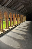 修道院修道院iona 库存图片