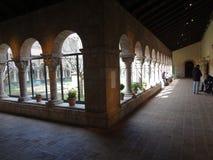 修道院博物馆&庭院25 库存图片