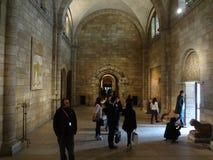 修道院博物馆&庭院29 免版税图库摄影