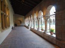 修道院博物馆 免版税库存照片