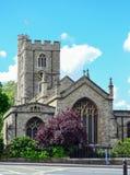 修道院在伦敦 免版税库存照片