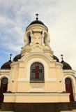 修道院在卡普里亚纳 免版税图库摄影